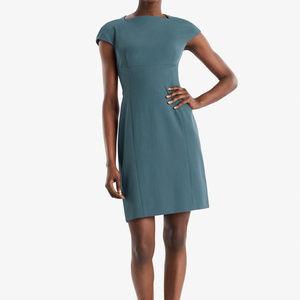 MM Lafleur Ashley 2.0 Dress 10 Sea Glass Career